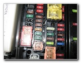 Toyota Prius Electrical Fuse Replacement Guide