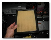 Toyota Prius Engine Air Filter Replacement Guide