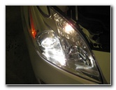 Toyota Prius Headlight Bulbs Replacement Guide 028