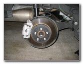 Toyota Prius Rear Brake Pads Replacement Guide