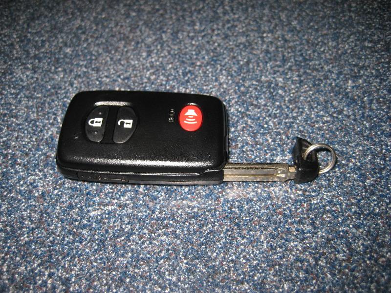 Toyota Prius Toyota Prius Key