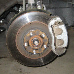 Toyota Sienna Front Brake Pads Replacement Guide