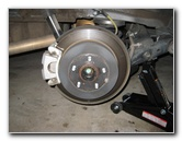 Toyota Sienna Rear Brake Pads Replacement Guide