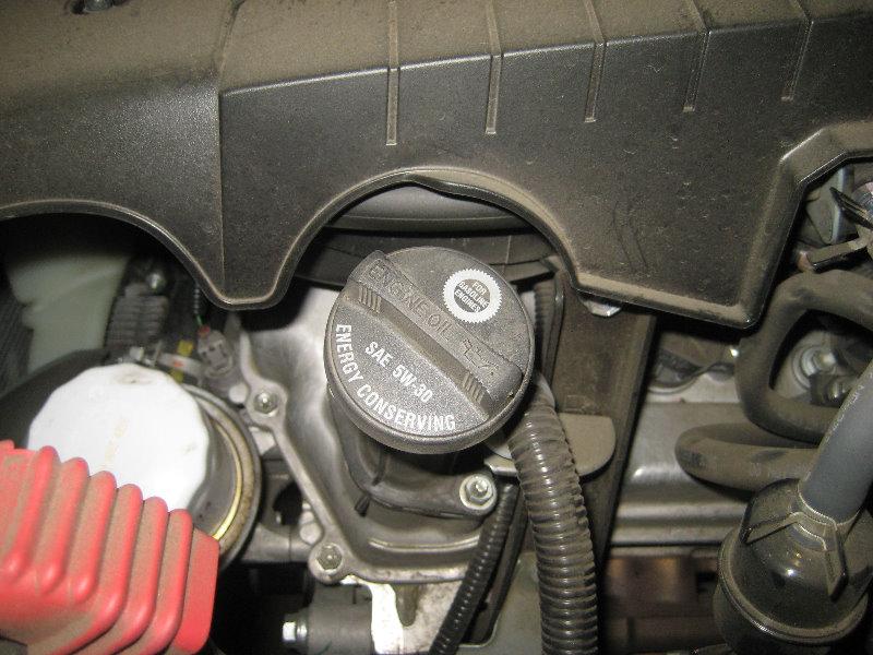 2005 2015 Toyota Tacoma V6 Engine Oil Change Filter