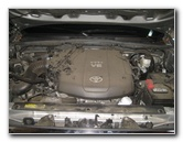 toyota tacoma engine spark plugs replacement guide 2005. Black Bedroom Furniture Sets. Home Design Ideas