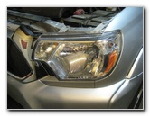 2005-2015 Toyota Tacoma Headlight Bulbs Replacement Guide