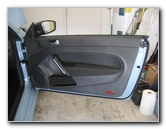 2012-2016 VW Beetle Interior Door Panel Removal Guide