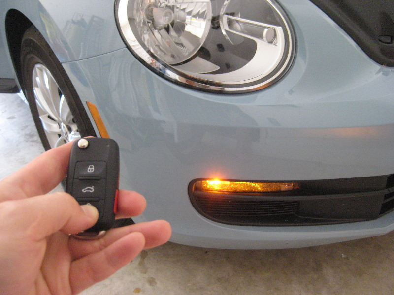 vw beetle key fob battery replacement guide