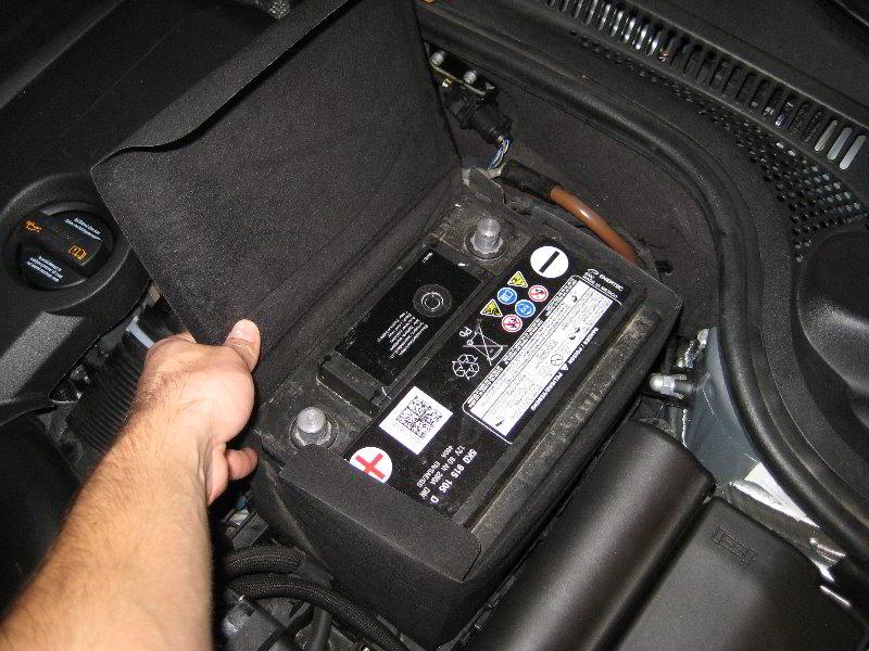 vw jetta  volt car battery replacement guide