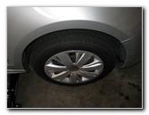 Bosch 2-Wheel Set Brake Pad Sets Front Driver /& Passenger Side New for BP1107