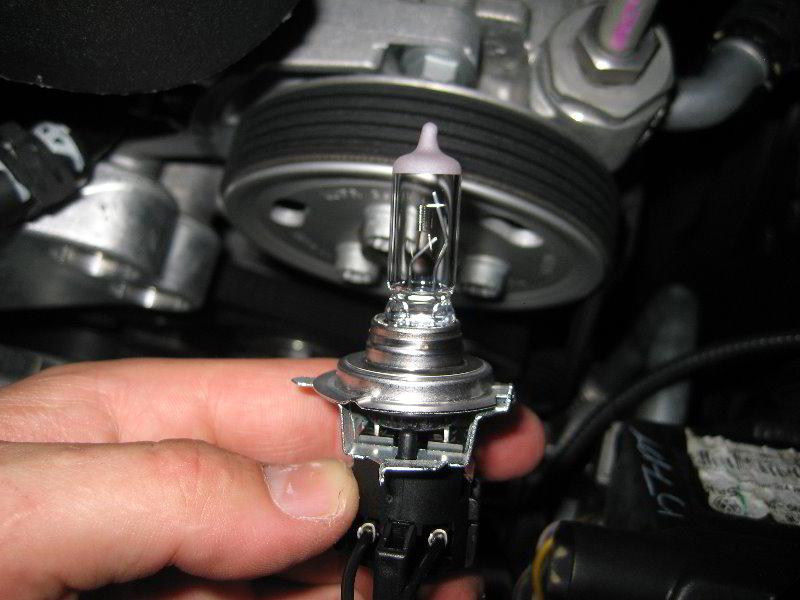 Vw Jetta Headlight Bulbs Replacement Guide 029