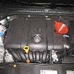 VW Jetta 2.5L I5 Engine Oil Change Guide