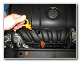 vw jetta   engine oil change filter replacement guide    mk picture