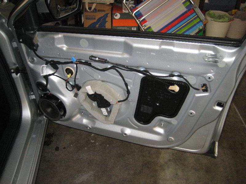 Vw Jetta Interior Door Panel Speaker Replacement Guide 035