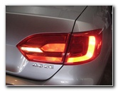 Vw Jetta Tail Light Bulbs Replacement Guide 048
