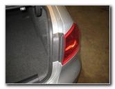 Volkswagen Passat Tail Light Bulbs Replacement Guide