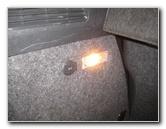 2009-2017 Volkswagen Tiguan Cargo Area Light Bulb Replacement Guide