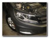 2009-2017 Volkswagen Tiguan Headlight Bulbs Replacement Guide